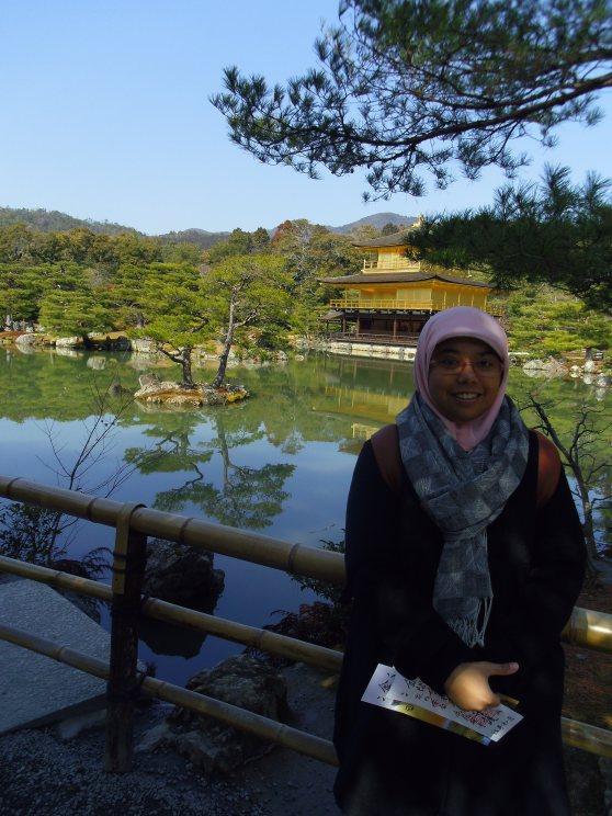 kuil emas, Kinkakuji