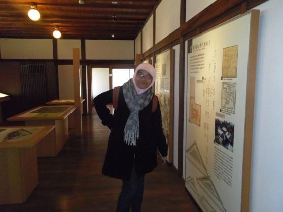 dalam museum