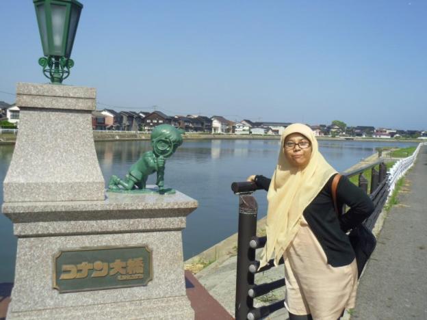 Conan Bashi/ Conan Bridge!!!